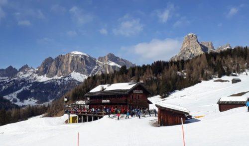 Artikelbild zu Artikel Sektionsskifahrt nach Bruneck (Südtirol) im Februar 2022
