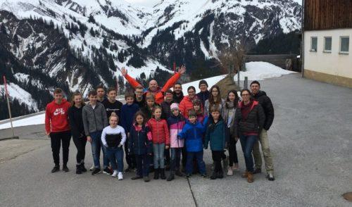 Artikelbild zu Artikel Kinder- und Jugendskilager in Schröcken/Vorarlberg vom 21. bis 25.02.2020