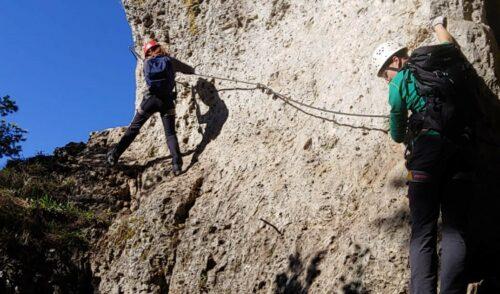 Artikelbild zu Artikel Ein traumhafter Tag am Höhenglücksteig